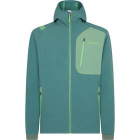 La Sportiva Avok Bluza Mężczyźni, pine/grass green